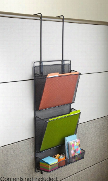 "Onyxâ""¢ Multifunction Panel Organizer B Y Safco Office Furniture"