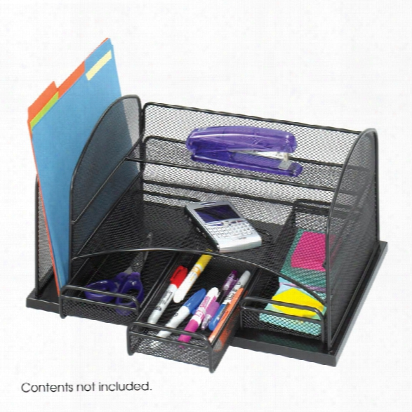 "Onyxâ""¢ Organizer With 3 Drawers By Safco Office Furniture"