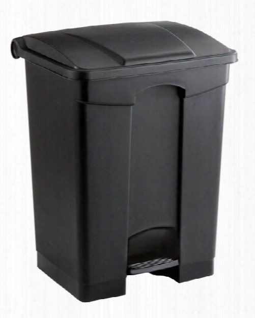 Plastic Step-on - 17 Gallon Receptacle By Safco Office Furniture