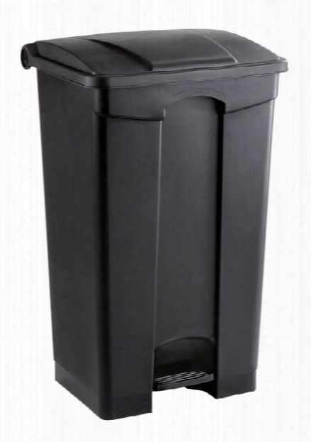 Plastic Step-on - 23 Gallon Receptacle By Safco Office Furniture