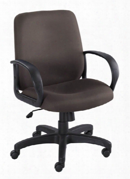 Poiseã'â® Executive Mid Back Chair By Safco Office Furniture