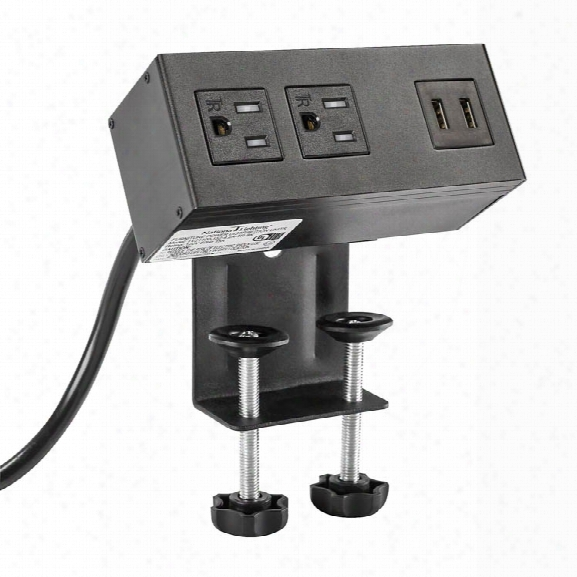 Power Hub With Usb Ports By Bush