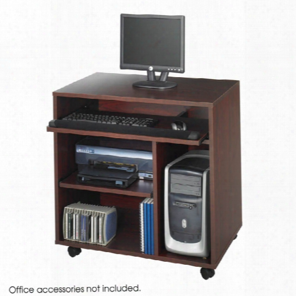 Ready-to-use Computer Desk By Safco Office Furniture