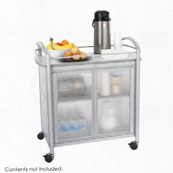 Refreshment Cart By Safco Office Furniture