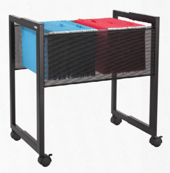 Steel Adjustable Mobile File By Safco Office Furniture