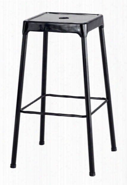 Steel Bar Stool By Safco Office Furniture