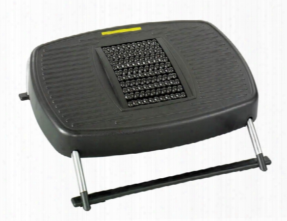 "Stress Busterâ""¢ Massaging Footrest By Safco Office Furniture"