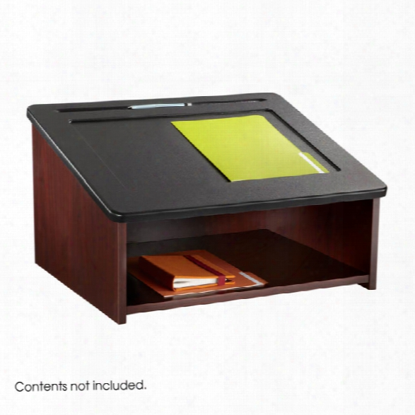 Tabletop Lectern By Safco Office Furniture