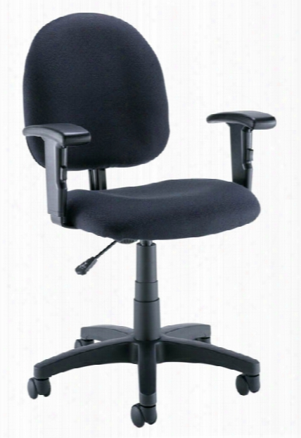 Task Chair With Arms By Bush