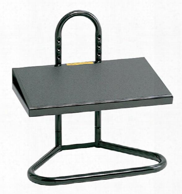 Task Masterã'â® Adjustable Footrest By Safco Office Furniture