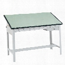 """Precision Drafting Table, 60"""" x 37 1/2"""" by Safco Office Furniture"""