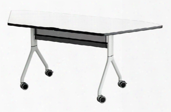 "Trapezoid Table - 72"" X 30"" By Safco Office Furniture"