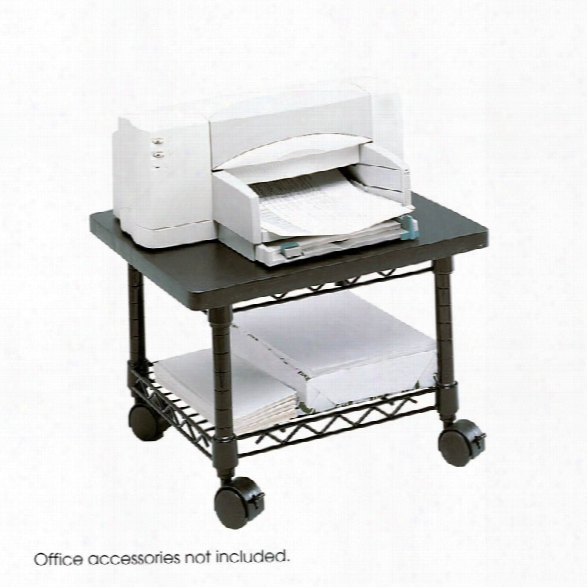 Under-desk Printer/fax Stand By Safco Office Furniture