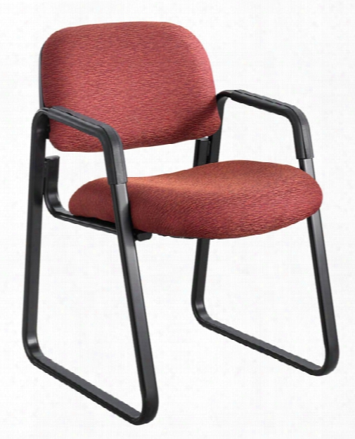 "Urthâ""¢ Sled Base Guest Chair By Safco Office Furniture"