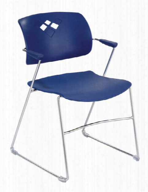 "Veerâ""¢ Flex Frame Stacking Chair (qty. 4) By Safco Office Furniture"