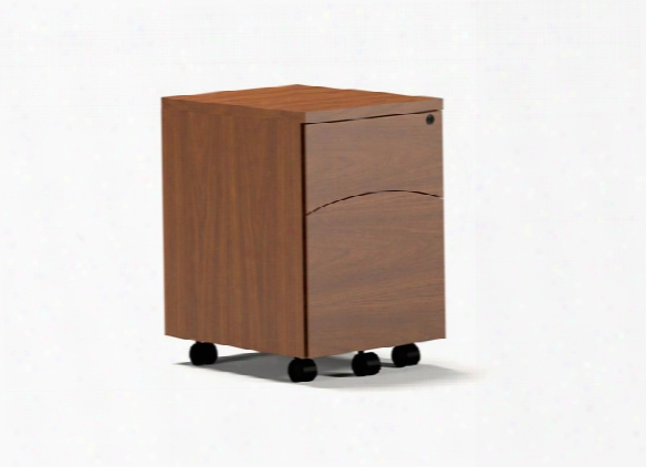 2 Drawer Mobile File By Mayline Office Furniture