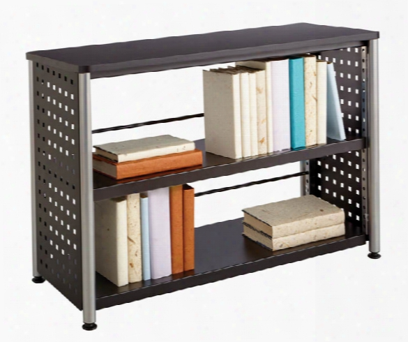 2 Shelf Bookcase By Safco Office Furniture