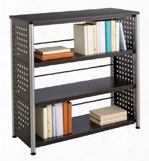 3 Shelf Bookcase By Safco Office Furniture