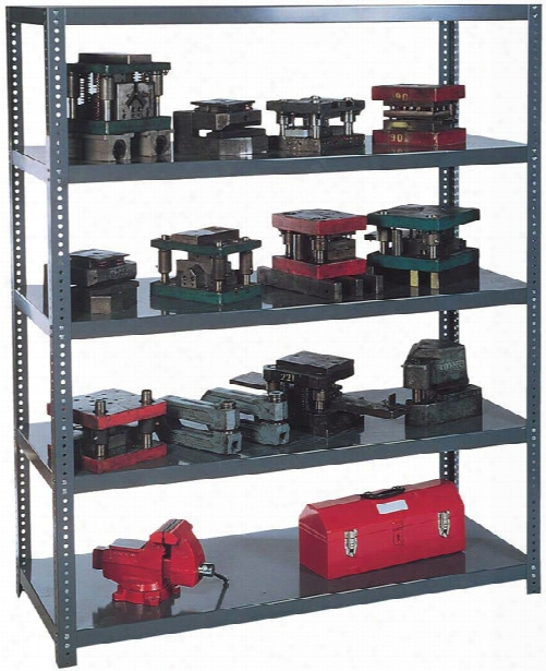 36inw Heavy Duty Shelving By Sandusky Lee