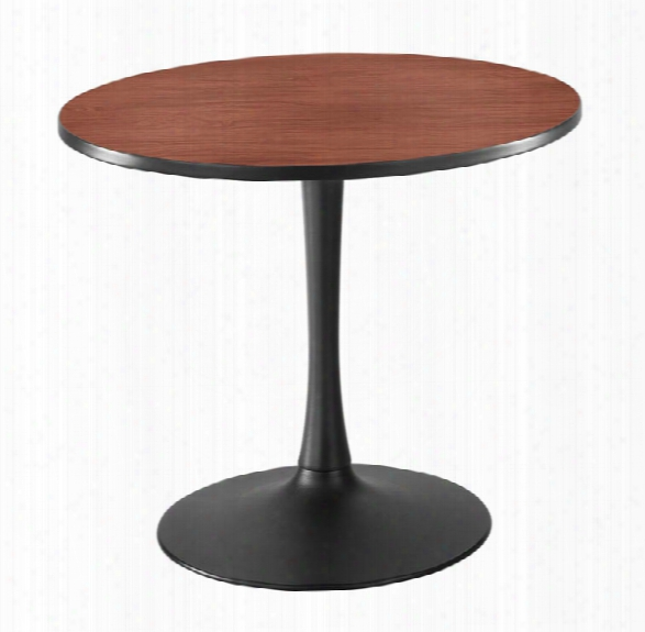 "36"" Round, Trumpet Base Sitting Height By Safco Office Furniture"
