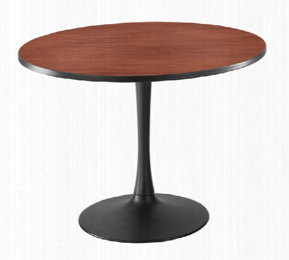 "42"" Round, Trumpet Base Sitting Height By Safco Office Furniture"