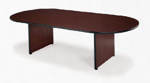 6' Racetrack Conference Table By Ofm