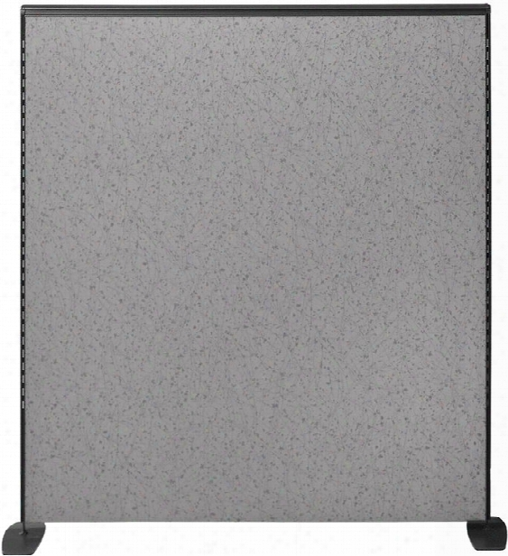 72inw X 66inh Freestanding Office Panel By Space Max