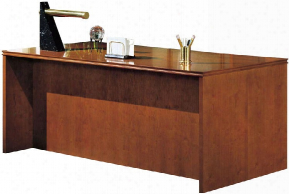 "72"" Desk Shell By High Point Furniture"