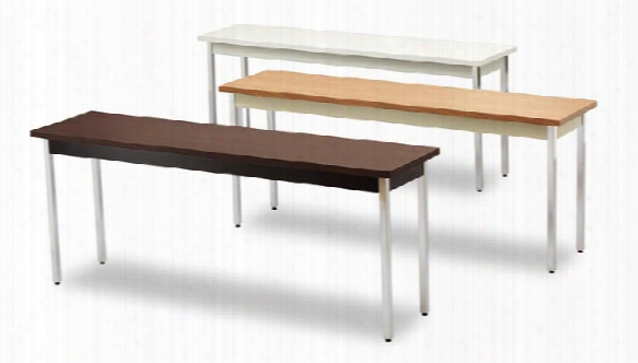 """72"""" X 18"""" Utility Table By Hon"""