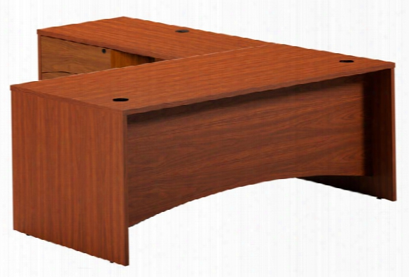 "72"" X 72"" L Shaped Desk By Mayline Office Furniture"