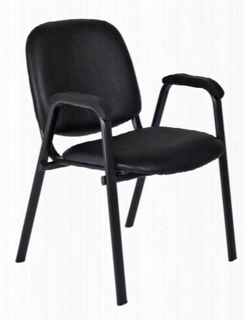Ace Vinyl Stack Chair By Regency Furniture