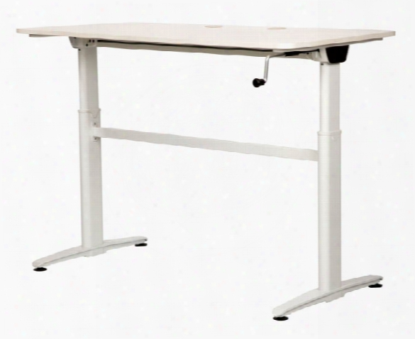 Adjustable Height Desk By Cool Living