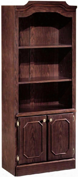 Bookcase With Doors By Dmi Office Furniture