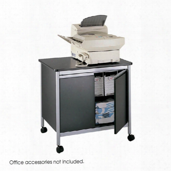 Deluxe Machine Stand By Safco Office Furniture
