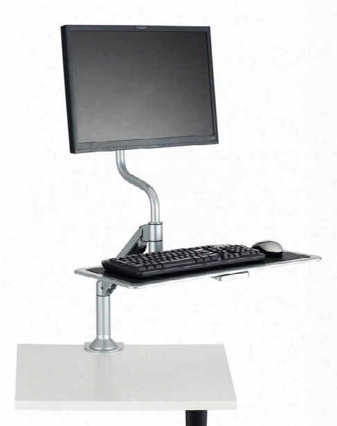 Desktop Sit/stand Workstation By Safco Office Furniture