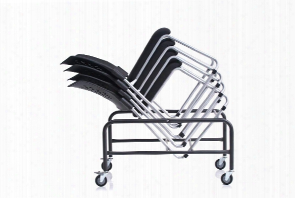 Dolly For Monaco Stacking Chairs By Ergo Office Seating