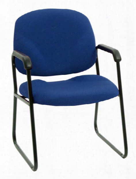 Heavy Duty Guest Chair By Buzz Seating
