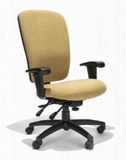 Managers High Back Chair With Seat Slider By Rfm Seating