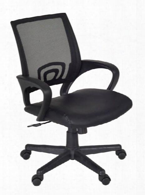 Mesh Back Chair By Regency Furniture