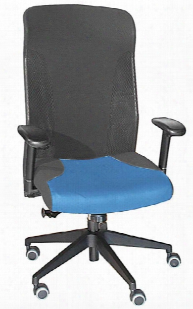 Mesh Back Executive Chair By High Point Furniture