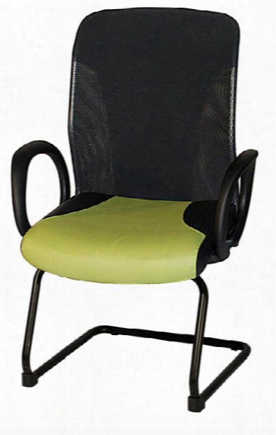 Mesh Back Guest Chair By High Point Furniture