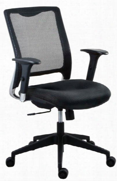 Mesh Back Office Chair By Ergocraft