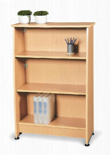 Milano 3 Shelf Bookcase By Ofm