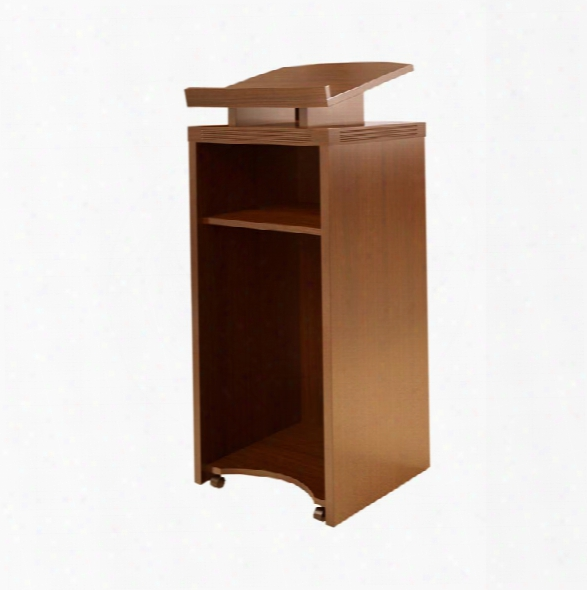 Mobile Lectern By Mayline Office Furniture