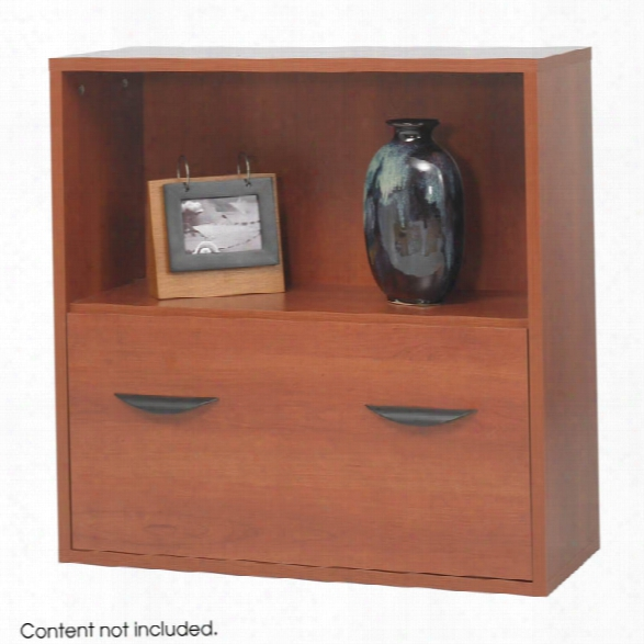 Modular Storage Shelf With Lower By Safco Office Furniture
