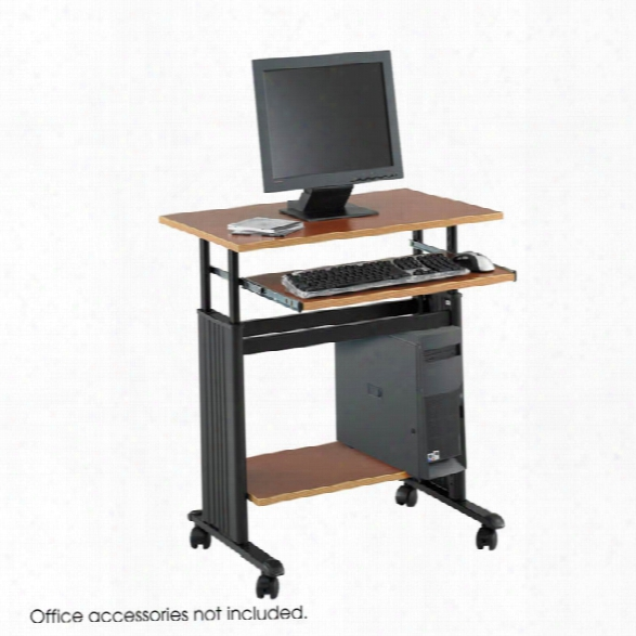 """Muvâ""""¢ 28"""" Adjustable Eight Desk By Safco Office Furniture"""
