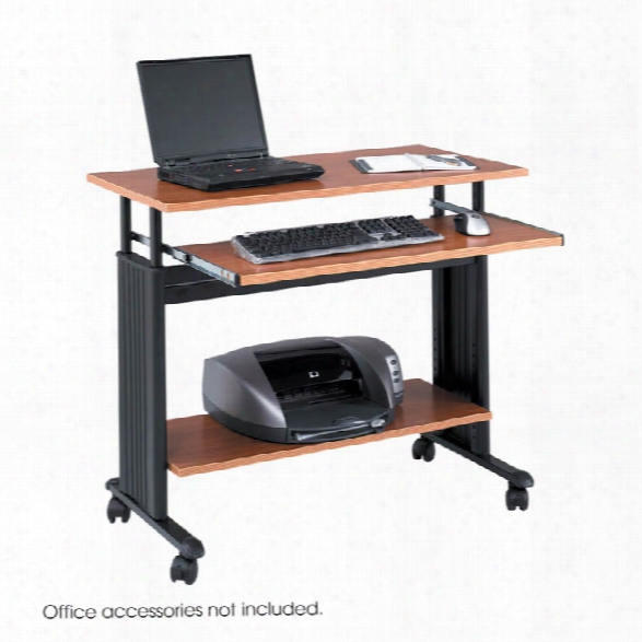 "Muvâ""¢ 35"" Adjustable Heiht Desk By Safco Office Furniture"