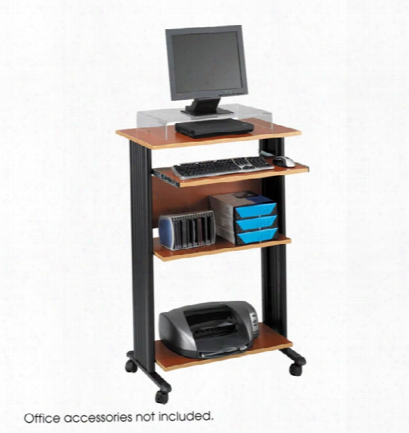 "Muvâ""¢ Stand-up Desk By Safco Office Furniture"