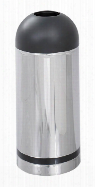 Open Top Dome Receptacle By Safco Office Furniture