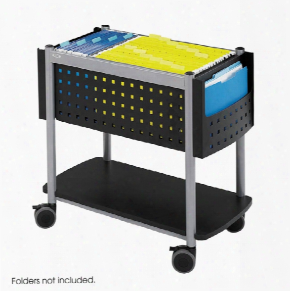 Open Top Mobile File By Safco Office Furniture